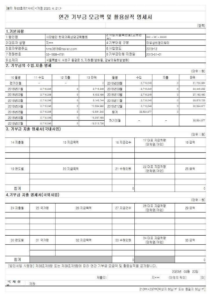 연간기부금모금액_활용실적명세서(2018년도)001.jpg
