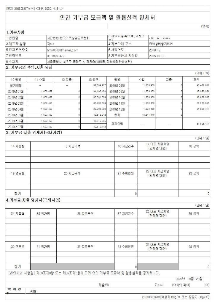 연간기부금모금액_활용실적명세서(2019년도)001.jpg